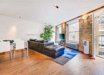 Thumbnail 1 bed flat to rent in Tabernacle Street, London