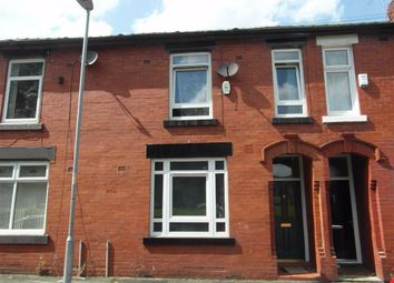 Thumbnail 4 bed terraced house to rent in Polygon Avenue, Ardwick, Manchester