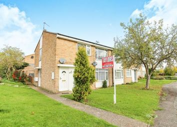 Thumbnail 2 bed maisonette for sale in Halsey Drive, Hitchin, Hertfordshire, England