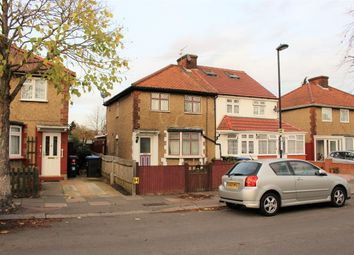 Thumbnail 3 bedroom semi-detached house for sale in Brecon Road, Enfield