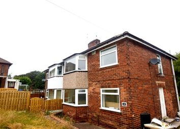 Thumbnail 3 bed semi-detached house to rent in Wardlow Road, Frechville, Sheffield
