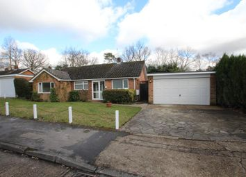 Thumbnail 3 bed detached bungalow to rent in Lower Guildford Road, Knaphill, Woking