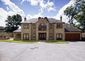 Thumbnail 5 bed detached house for sale in The Reynards, Mirfield, West Yorkshire