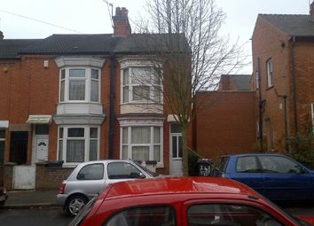 Thumbnail 3 bedroom property to rent in Cambridge Street, Leicester