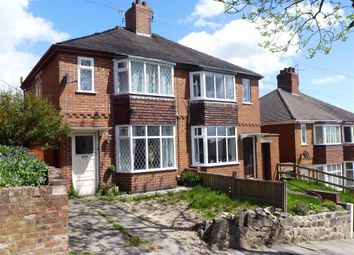 Thumbnail 2 bedroom semi-detached house for sale in Chamberlain Avenue, Penkhull, Stoke-On-Trent