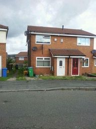 Thumbnail 2 bed semi-detached house to rent in Croxton Avenue, Rochdale