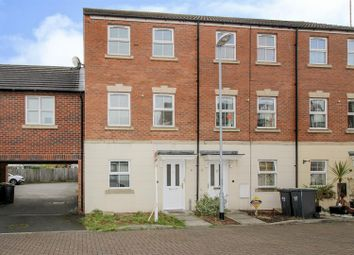 Thumbnail 3 bed town house for sale in Wilkinson Close, Chilwell, Beeston, Nottingham