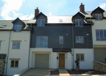 4 bed terraced house for sale in Furze Croft, Nancledra, St Ives, Cornwall. 8Bb TR20