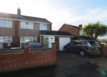 Thumbnail 3 bed semi-detached house to rent in Pepper Hill, Northfleet, Gravesend