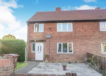 Thumbnail 3 bed semi-detached house for sale in Woodland Close, Wakefield