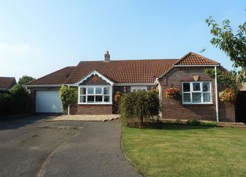 Thumbnail 3 bed detached house for sale in Ashby Meadows, Spilsby