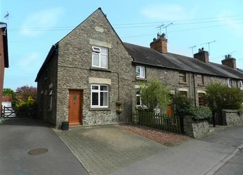 Thumbnail 2 bed cottage for sale in Sharnford Road, Sapcote, Leicester