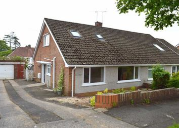 Thumbnail 3 bedroom semi-detached bungalow for sale in Dylan Road, Killay, Swansea