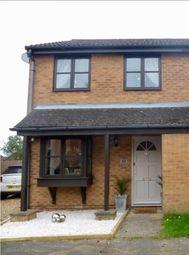Thumbnail 2 bed semi-detached house for sale in Beatons Close, Yaxley, Peterborough