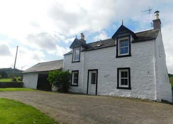 Thumbnail 2 bed detached house to rent in Craigbrex, Barnbarroch, Dalbeattie