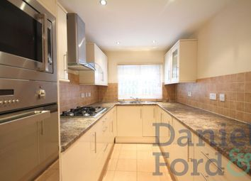 Thumbnail 3 bed flat to rent in Lodge Close, Edgware, London
