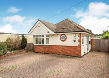 Thumbnail 4 bed detached bungalow for sale in Fulbrook Avenue, New Haw, Addlestone