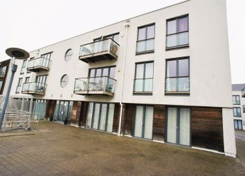 Thumbnail 2 bedroom flat for sale in Waterside Marina, Brightlingsea, Colchester