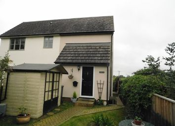 Thumbnail 1 bed semi-detached house for sale in Mendlesham Green, Stowmarket
