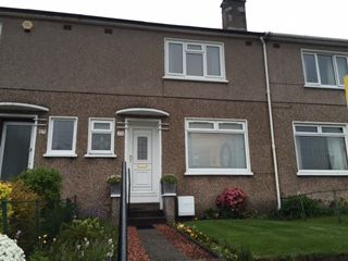 Thumbnail 2 bed terraced house to rent in Ryvra Road, Jordanhill, Glasgow G13 1Xw