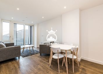 Thumbnail 1 bed flat to rent in Hartley Apartments, Perviel Square, College Road, Harrow