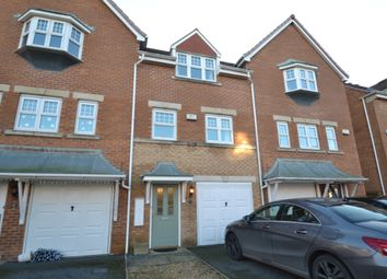 Thumbnail 3 bed terraced house to rent in Oak Court, Balby, Doncaster