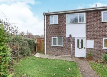 Thumbnail 2 bed terraced house for sale in Tangmere Close, Wolverhampton