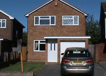 Thumbnail 3 bed detached house for sale in Kimberley Close, Longlevens, Gloucester