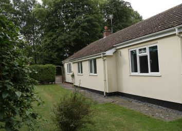 Thumbnail 4 bed detached bungalow for sale in Hill House Lane, Needham Market, Ipswich