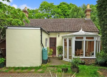 Thumbnail 2 bed detached bungalow for sale in Vale Road, Aldershot