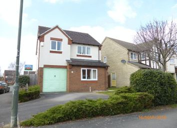 Thumbnail 3 bed detached house to rent in Wheatsheaf Drive, Bishops Cleeve, Cheltenham