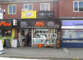 Retail premises for sale in Copson Street, Withington, Manchester M20