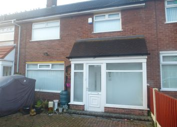 Thumbnail 3 bed terraced house for sale in Haslemere Road, Liverpool