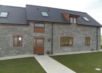 Thumbnail 4 bed barn conversion to rent in Crymych