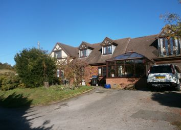 Thumbnail 4 bed detached house for sale in Hall Orchard, Cheadle, Stoke On Trent