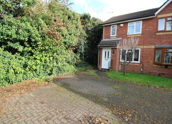 Walkers Way, Bedworth CV12. 2 bed semi-detached house for sale