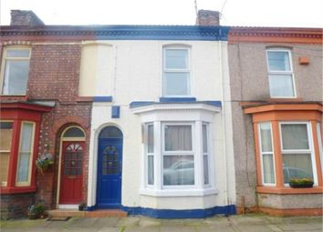 Thumbnail 3 bed terraced house for sale in Bickerton Street, Aigburth, Liverpool, Merseyside
