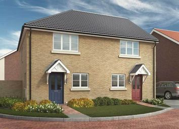 "Thumbnail 2 bed property for sale in ""The Sandown"" at Wagtail Drive, Stowmarket"
