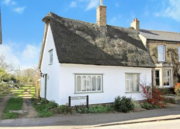 Thumbnail 3 bedroom detached house for sale in George Street, Willingham, Cambridge