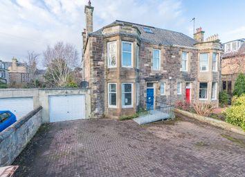 Thumbnail 6 bed semi-detached house for sale in Esslemont Road, Newington, Edinburgh