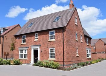Thumbnail 4 bedroom detached house for sale in Dunbar Way, Ashby-De-La-Zouch