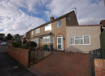 Thumbnail 4 bed semi-detached house for sale in Gages Road, Bristol