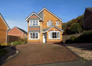 Thumbnail 4 bed detached house for sale in Ascot Drive, Baglan, Port Talbot, Neath Port Talbot.