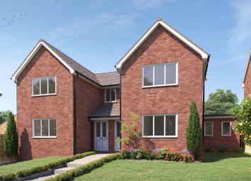 Thumbnail 6 bed detached house to rent in Bridge Farm Lane, Norwich