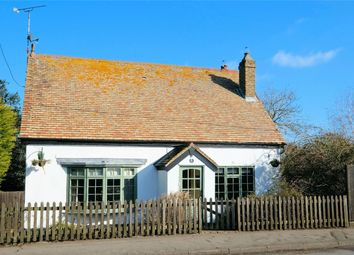 Thumbnail 2 bedroom cottage for sale in Herne Bay Road, Whitstable, Kent