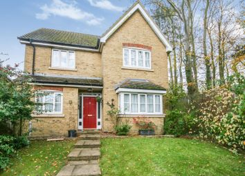 4 bed detached house for sale in Redwood Close, Chartham, Canterbury CT4