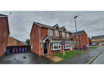 Thumbnail 3 bed semi-detached house for sale in October Drive, Liverpool