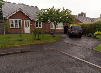 Thumbnail 3 bed bungalow for sale in Llwyn Perthi, Llanymynech, Powys