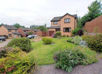 Thumbnail 4 bedroom detached house for sale in Macneill Gardens, Stewartfield, East Kilbride