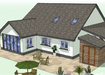 Thumbnail Detached bungalow for sale in Cefn Farm Development, Rhydargaeau